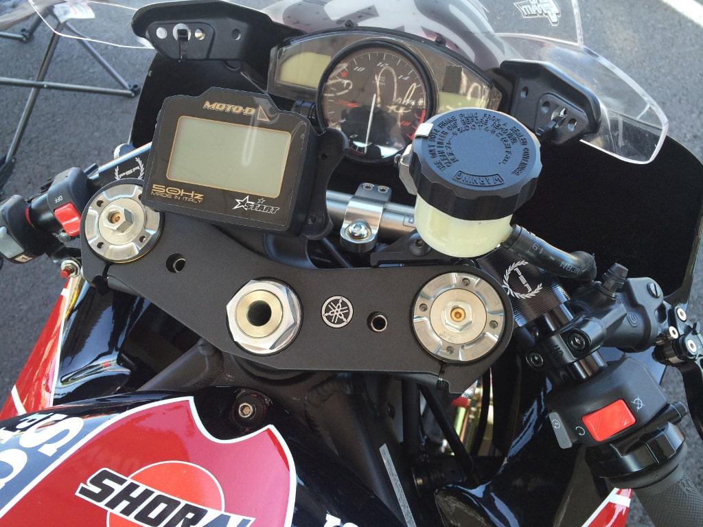 MOTO-D GPS NEXT Lap Timer Mount
