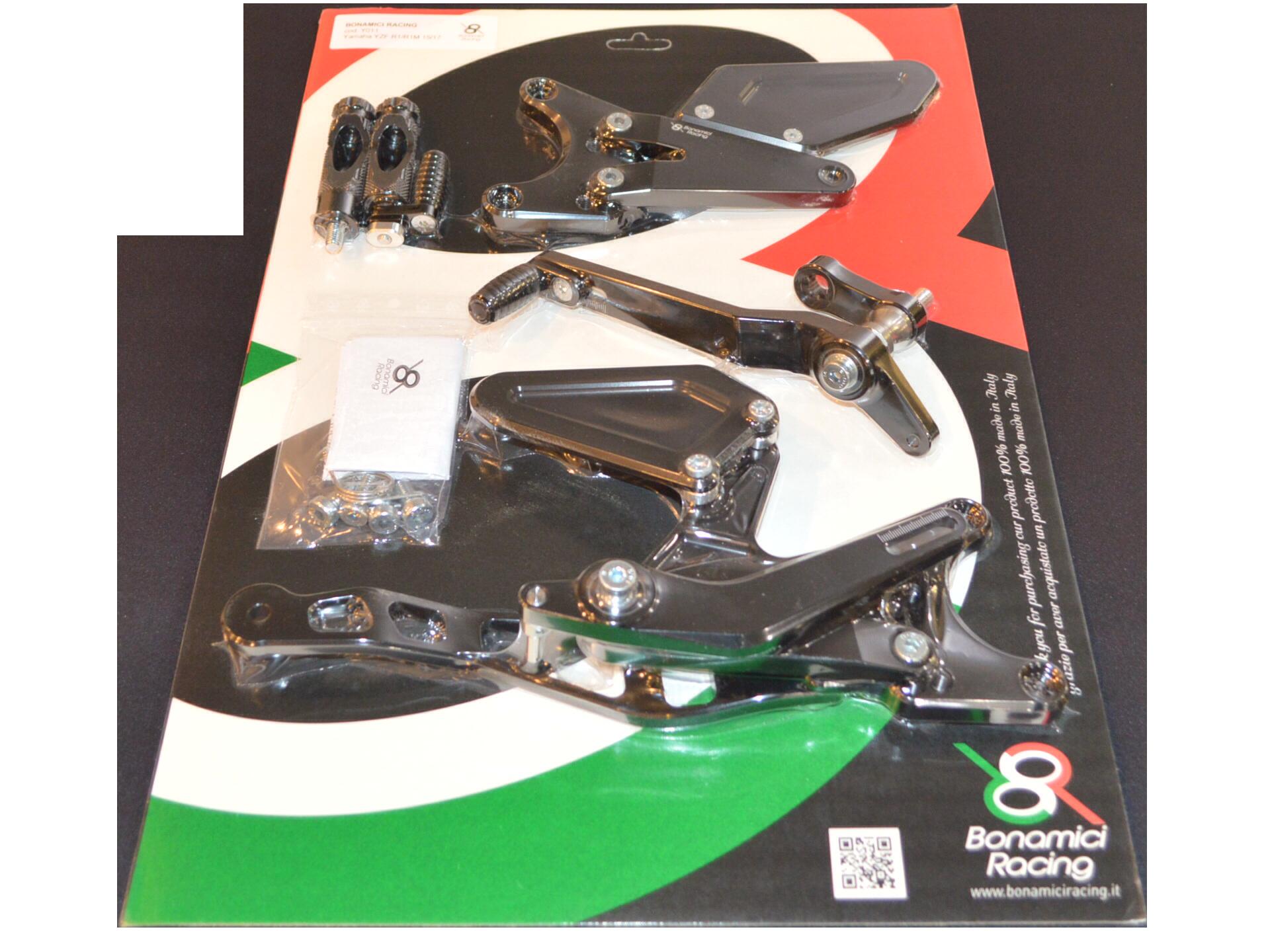 Bonamici Y011 Yamaha R1/R1M Rearsets