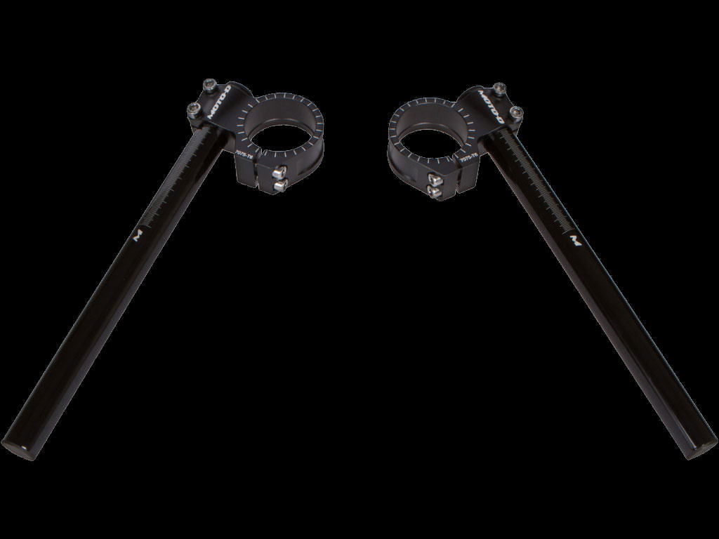MOTO-D Clip-On Bar Sets