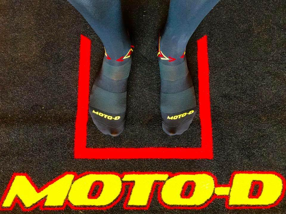 Summer Motorcycle Racing Socks