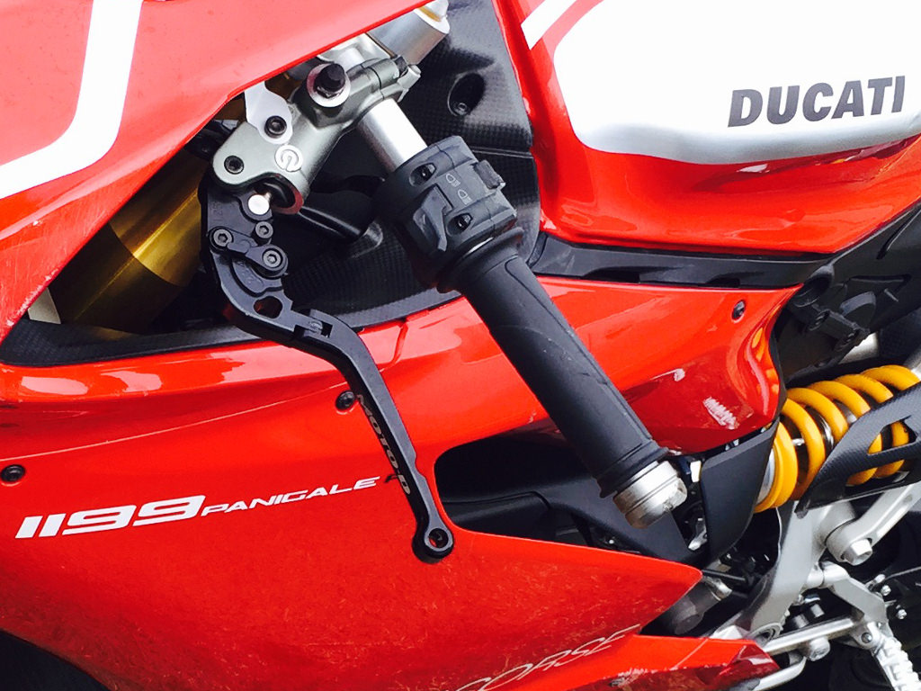 Motorcycle Folding Levers