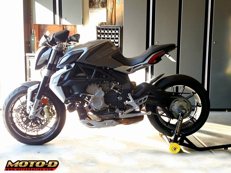 Moto D Pro Series Single Sided Motorcycle Swingarm Stand