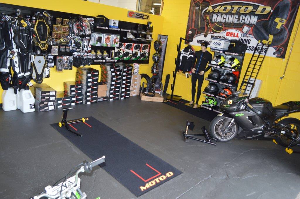 MOTO-D motorcycle store putnam county new york