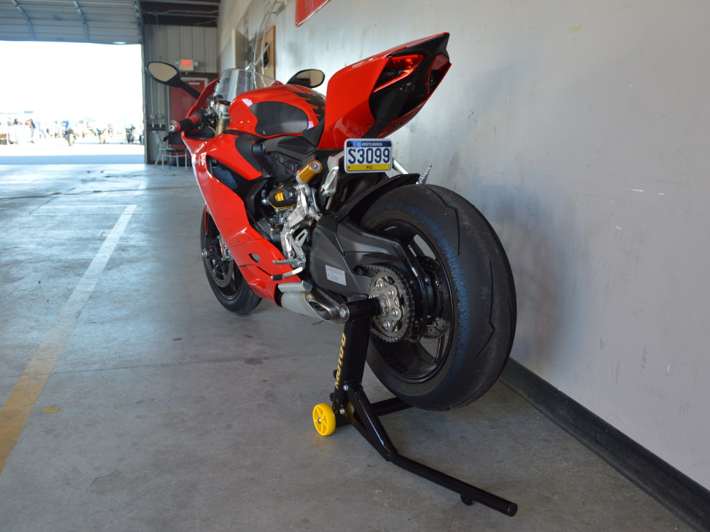 Ducati Single Sided Stand