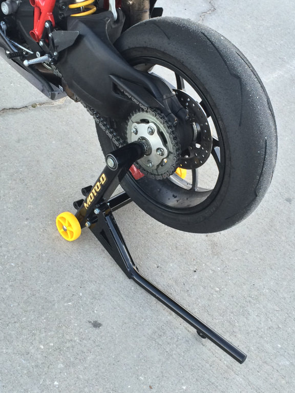Ducati Monster Single Sided Swingarm Stand Moto D