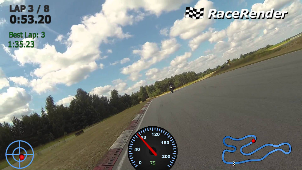 GPS Motorcycle Lap Timer - what's best for trackdays