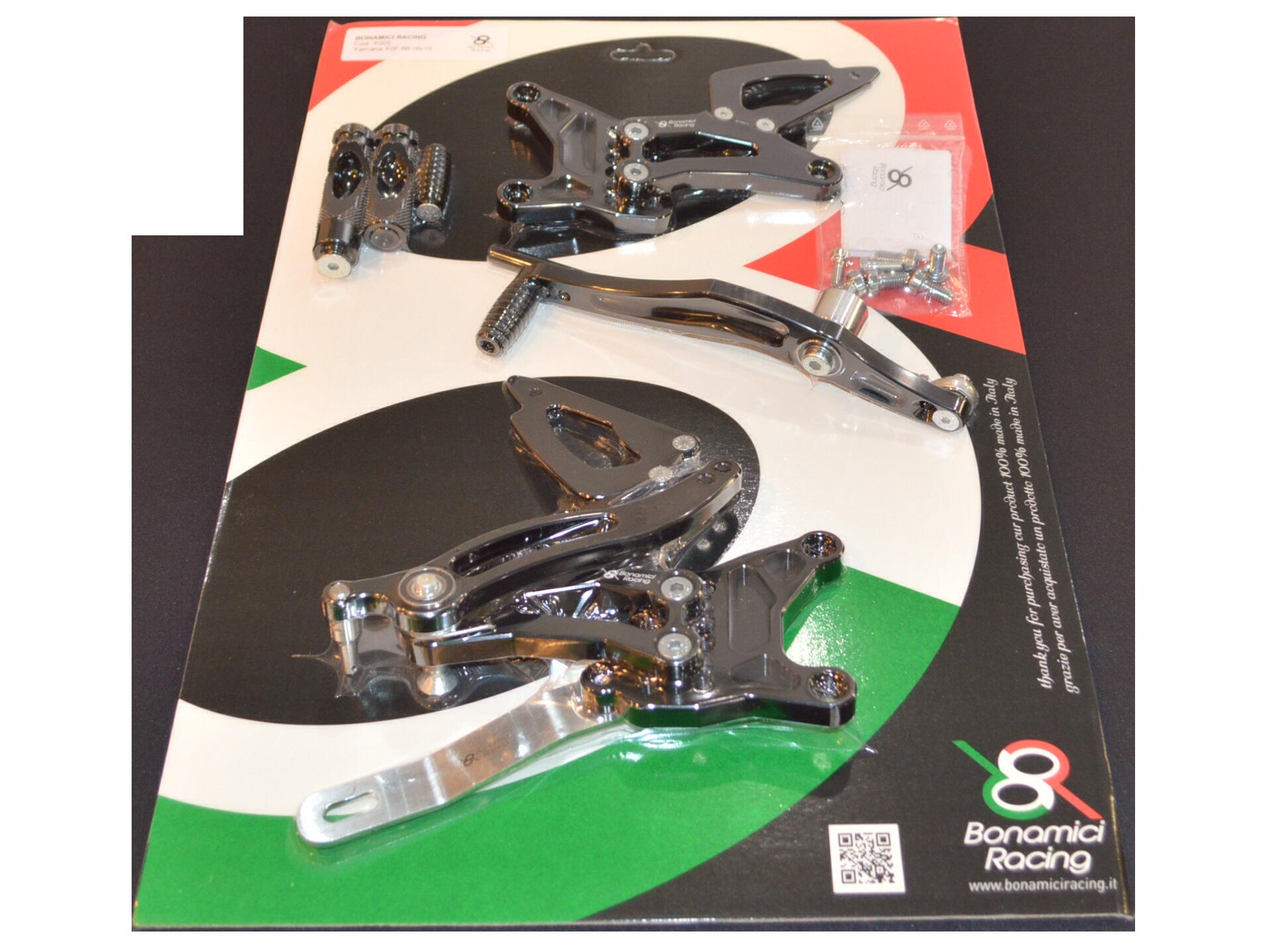 Bonamici Y005 Yamaha R6 Rearsets