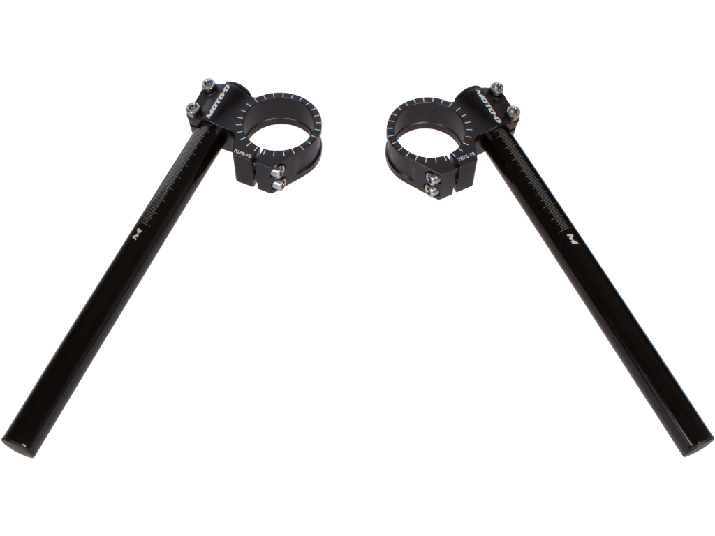 MOTO-D Racing Clip-On Bar Sets