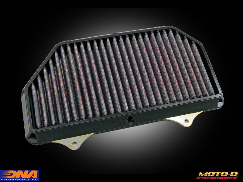 DNA air filters for suzuki gsxr sportbikes