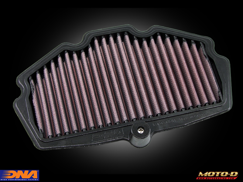 the best kawasaki motorcycle dna air filters
