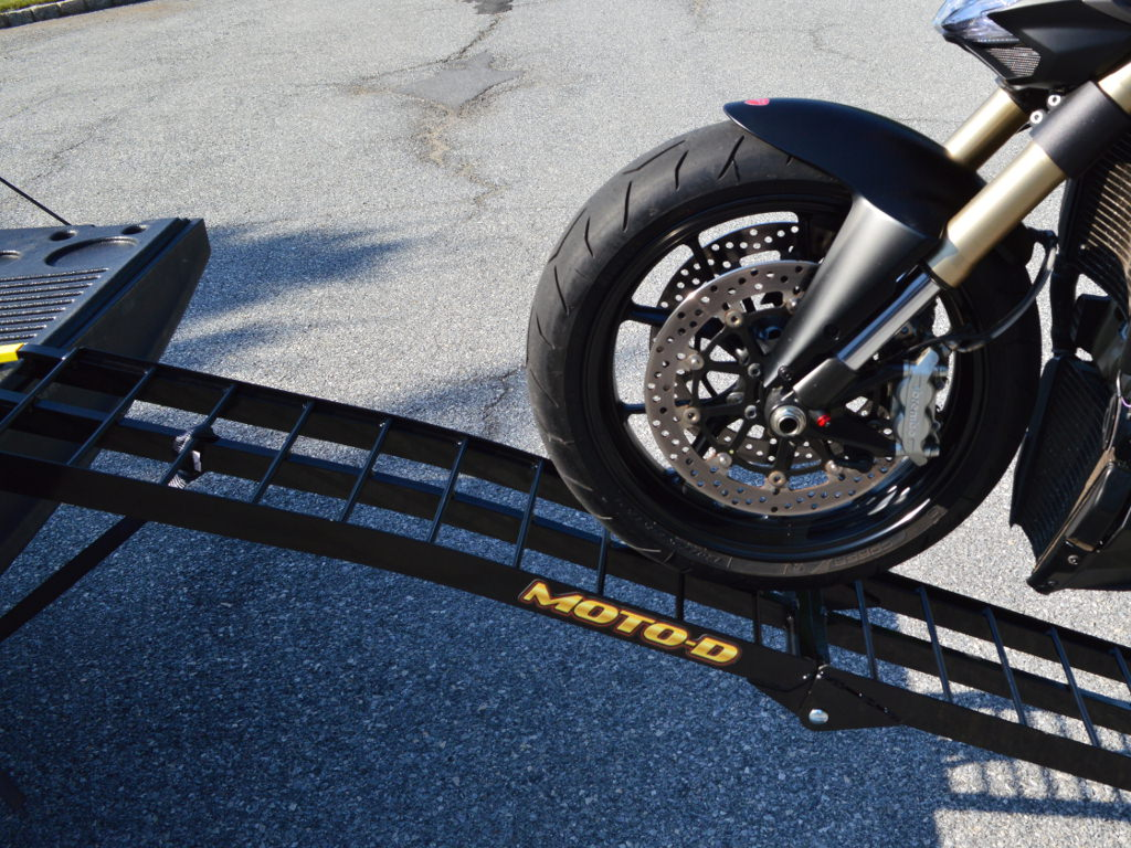 MOTO-D Folding Motorcycle Ramp