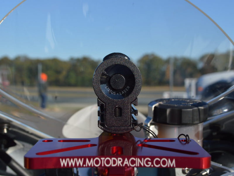 MOTO-D Sportbike Motorcycle Camera Mount View