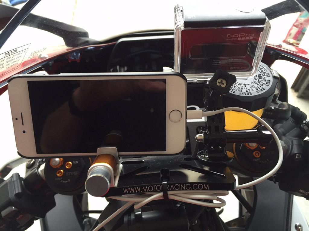MOTO-D GoPro Motorcycle Mount