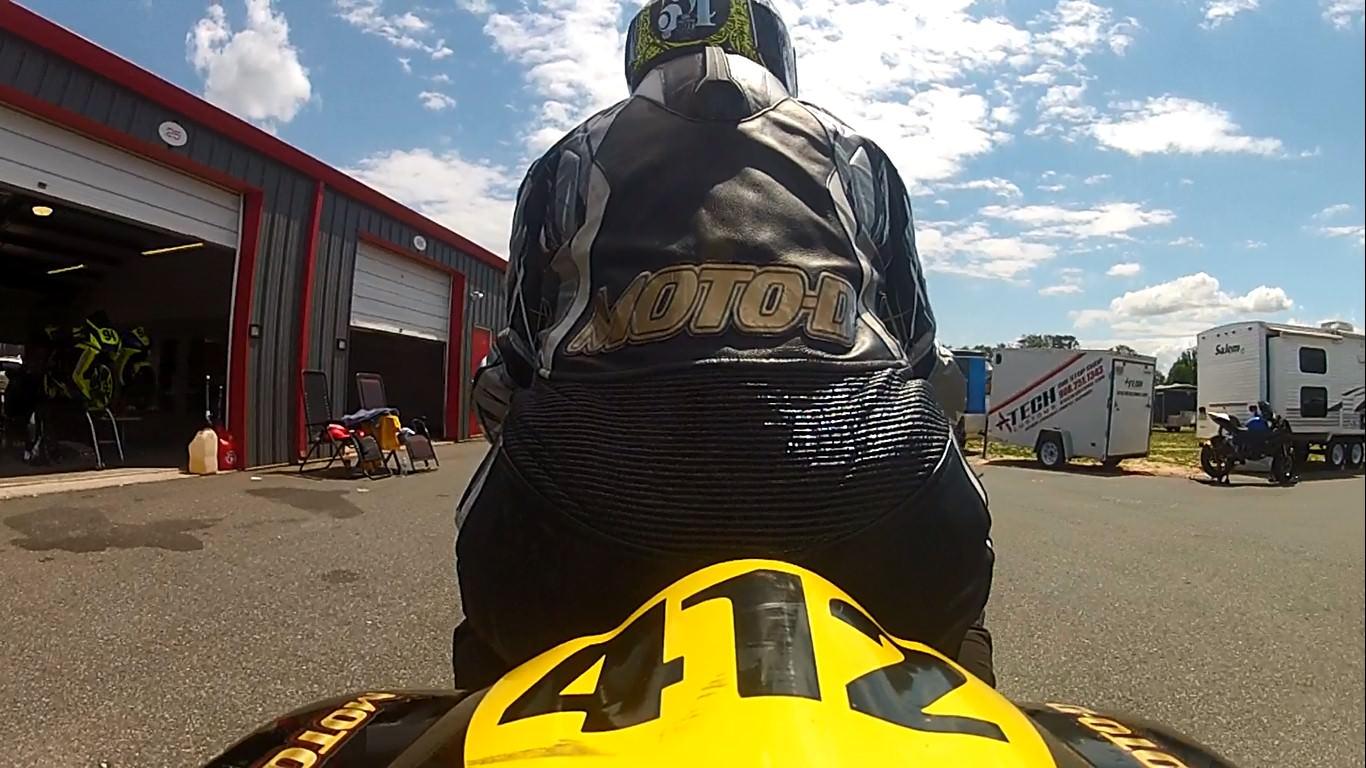 MOTO-D Race Gas Cap