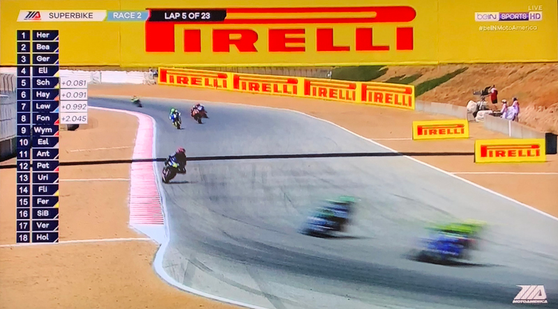 MOTO-D sells Pirelli motorcycle race tires the same ones used in World Superbike racing