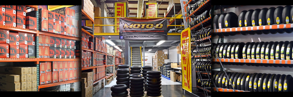 From Helmets to Bolts, Come in for all your Superbike needs