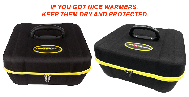 Moto-D Tire Warmer Case Protector