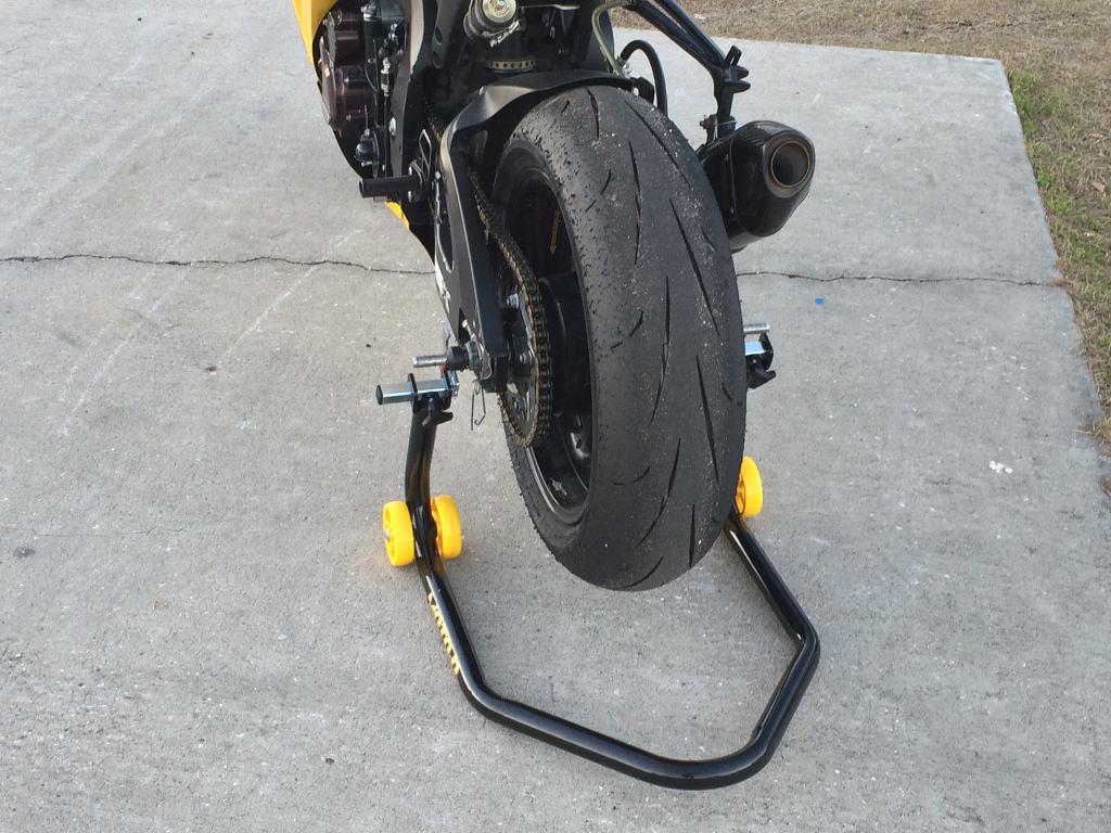 MOTO-D Rear PRO-Series Steel Motorcycle Stand