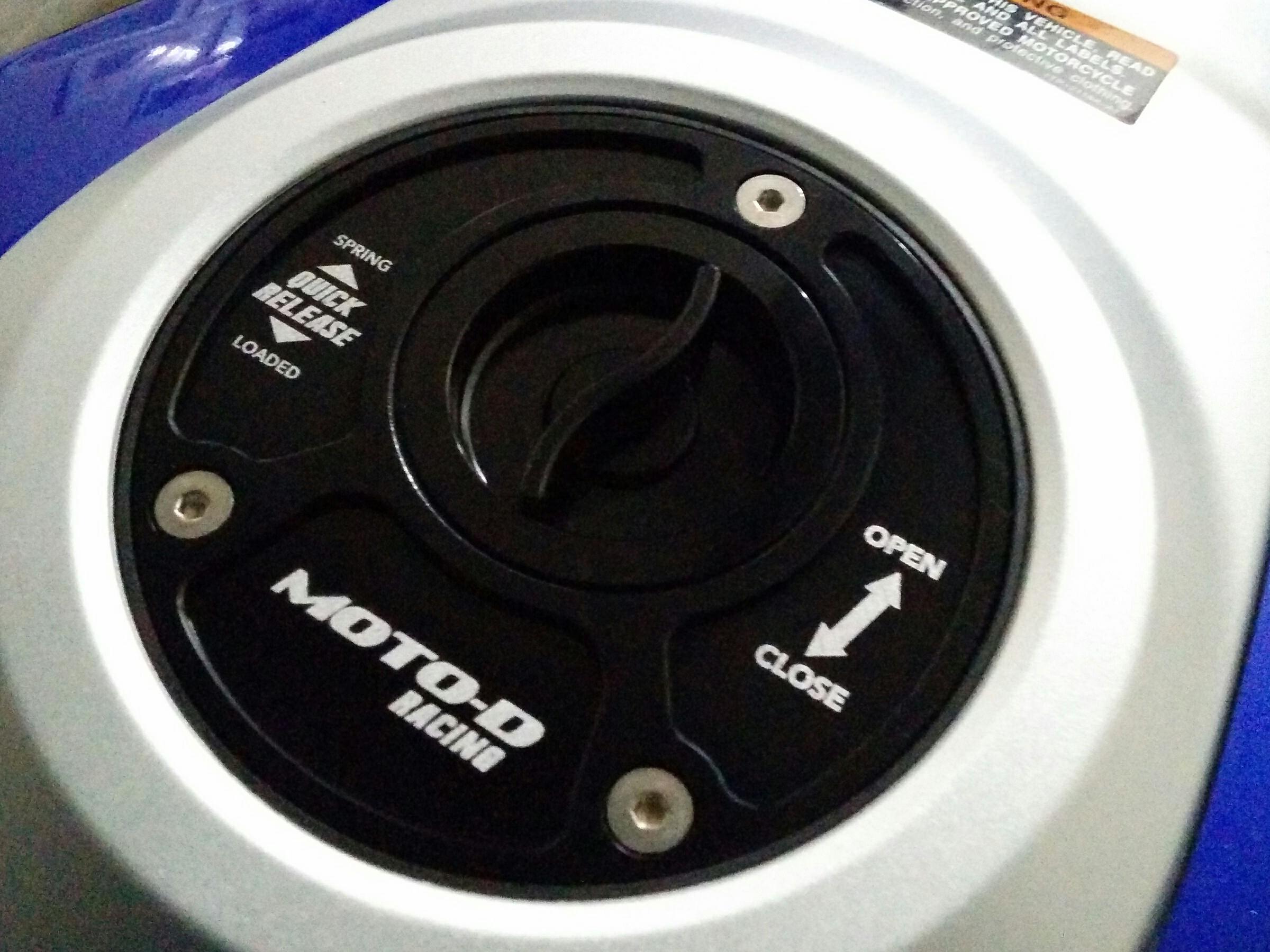 MOTO-D Honda CBR 600RR 1000RR Fuel Cap