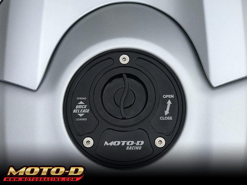 MOTO-D 2017 R6 Gas Cap
