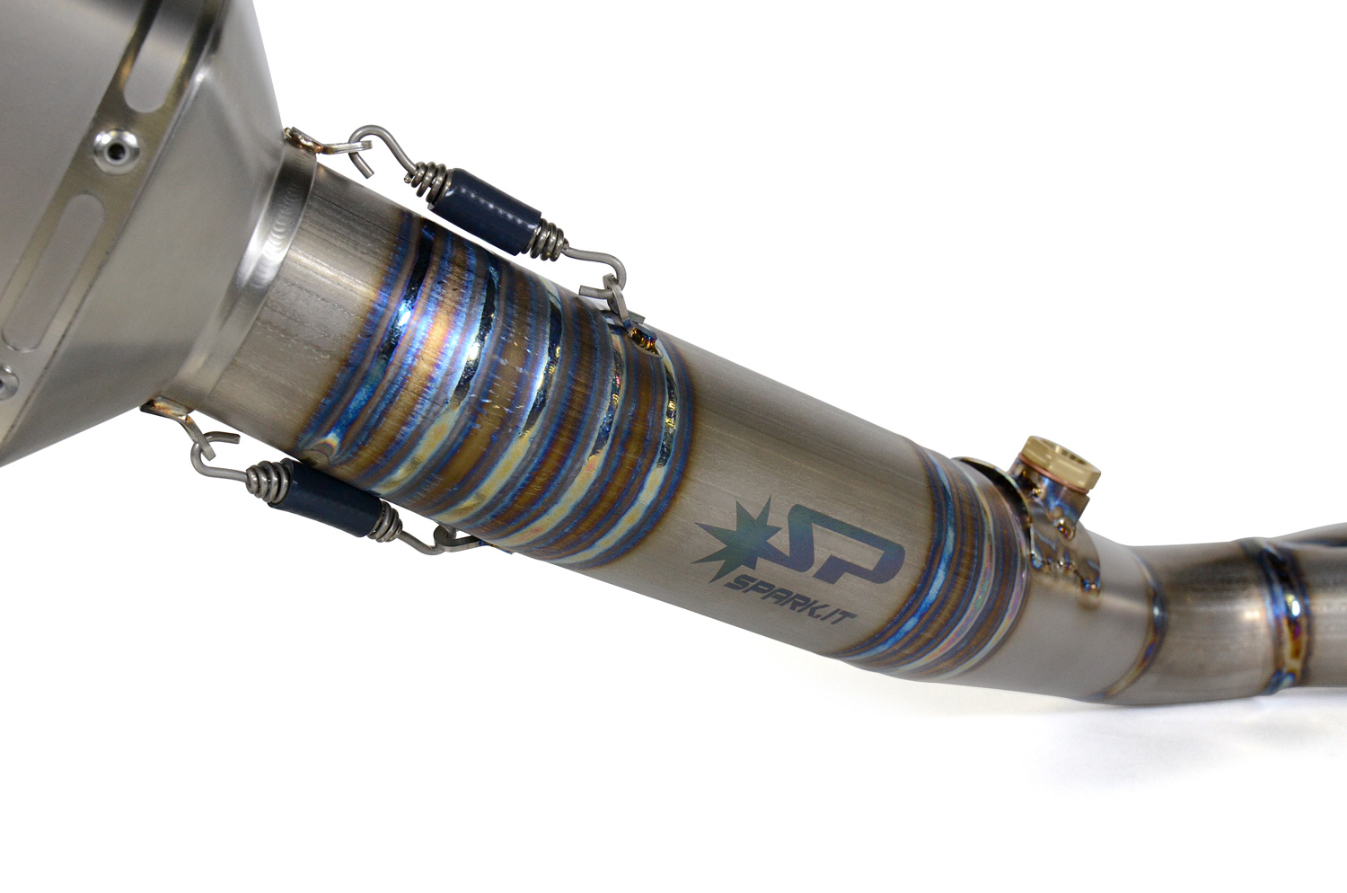 Want More Power? chose Spark Kawasaki ZX-10R Full Titanium Exhaust