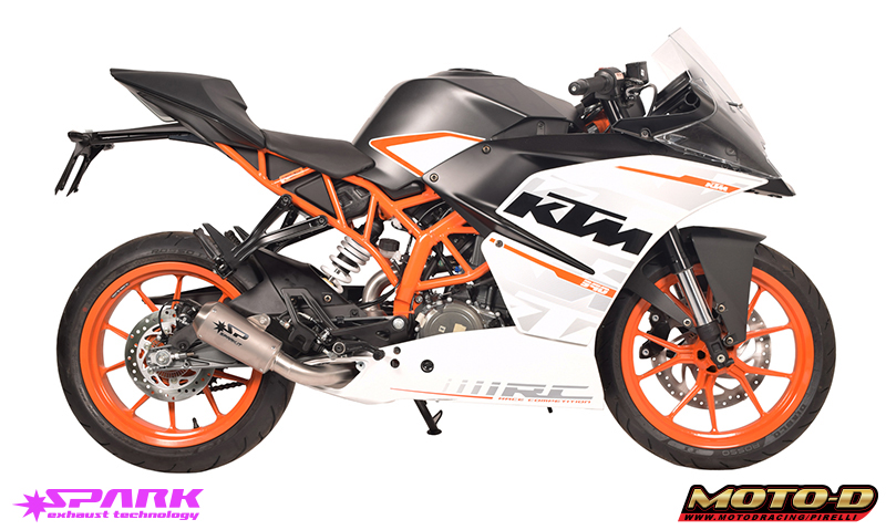 spark exhausts are the best exhaust systems for motorcycles